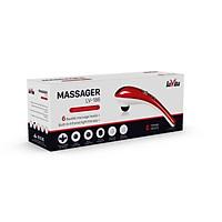 Máy massage cầm tay 6 trong 1 LaVita LV-186 với 6 đầu massage tích hợp đèn LED hồng ngoại