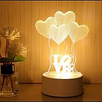 Đèn ngủ trang trí nhiều hình ngộ nghĩnh dễ thương