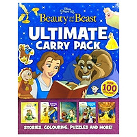 Disney Princess - Beauty and the Beast: Ultimate Carry Pack (Wallet of Wonder Disney)
