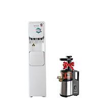 Máy lọc nước tích hợp nóng lạnh KoriHome WPK-916 - Hàng chính hãng. Tặng máy ép hoa quả korihome JEK-633