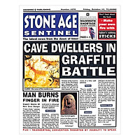 Usborne Stone Age Sentinel