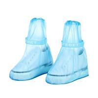 Ủng bọc giày đi mưa cổ cao chống trơn trượt