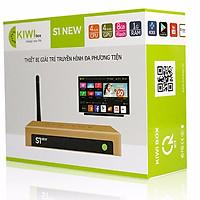 Tivi Box Kiwi S1 New - Tặng Chuột Không Dây Foter - Kiwi Box S1 New - Hàng Chính Hãng