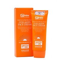 Kem chống nắng lót nền trang điểm cao cấp Benew Daily Sun Protection Collagen Face Cream 70ml - Hàng Chính Hãng