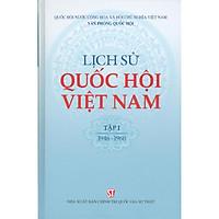 Lịch Sử Quốc Hội Việt Nam (Trọn Bộ 4 Tập)