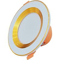 ĐÈN DOWNLIGHT LED ÂM TRẦN ĐỔI MÀU  BSBY-1135-6+6W