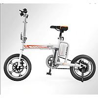 Xe điện thể thao Homesheel R5-hàng chính hãng-màu trắng