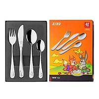 Bộ muỗng nĩa trẻ em Bino Children's flatware ZWILLING - 4 món