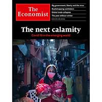 The Economist: The Next Calamity - 13.20, tạp chí nước ngoài, nhập khẩu từ Singapore