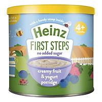 Bột Ăn Dặm Sữa Chua Trái Cây Heinz (240g)