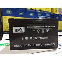 Ắc quy BMC 12V - 12AH (Dùng cho bình phun BMC 18L 2.0 Gold, BMC 18L 3.0)