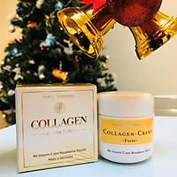 Kem dưỡng Collagen Creme Forte phục hồi độ ẩm cho da, xóa thâm, nám, làm đều màu da, chống lão hóa làn da hiệu quả