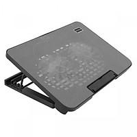 Đế Tản Nhiệt Laptop N99 (2 fan Chỉnh được độ cao thấp - Màu đen)