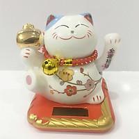 Mèo sứ may mắn - Maneki-Neco - Năng lượng