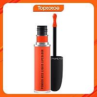 Son Kem Mac Powder Kiss Liquid Lipcolour 992 Resort Season Cam Neon