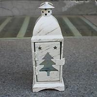 Christmas Iron Candlestick Elk Candle Holder Home Living Room Bedroom Table Desk