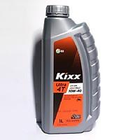 NHỚT TỔNG HỢP KIXX ULTRA 4T 10W/40 CHAI 1L (hàng chính hãng)