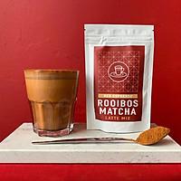 Bột Trà Đỏ Rooibos Matcha latte (Rooibos Matcha Latte Mix) - Superfood