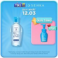 Nước tẩy trang vùng mắt & môi Senka A.L.L Clear Eye & Lip 150ml