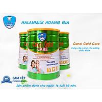 Sữa Canxi Gold Care - Halan Milk - 900gr - Cho xương chắc khỏe