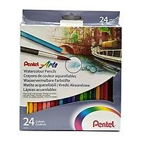 Bút Vẽ Màu Nước Pentel CB9-24U - 24 Màu