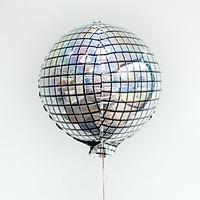Bong bóng disco
