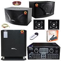 Dàn âm thanh karaoke gia đình SA 888XPS BellPlus (hàng chính hãng)