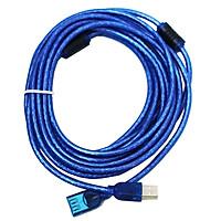 Cáp nối dài USB  bọc chống nhiễu loại 5m