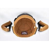 Lót mũ bảo hiểm Bulldog Perro V3, 4U, Heli - SPID.VN