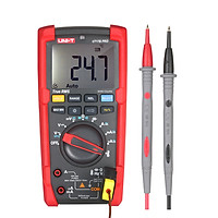 UNI-T True RMS Digital Multimeter Auto-Ranging Multitester High Accuracy Universal Meter 6000 Counts Backlit LCD VOM