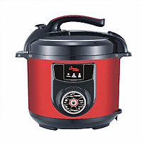 Nồi Áp suất Đa Năng Living Cook LC-818 (5 lít) - Màu Ngẫu Nhiên- Chính Hãng