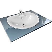 Chậu rửa lavabo Concept Sphere  American Standard 0452-WT  dương vành
