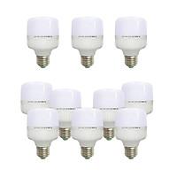 10 Bóng đèn Led trụ 9w 10w tiết kiệm điện sáng trắng-vàng nắng Posson LC-N9-9G