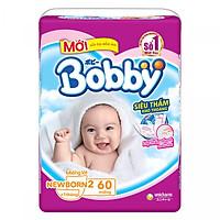 Miếng Lót Sơ Sinh Bobby Fresh Newborn 2 - 60...