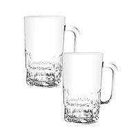 Bộ ly 6 cái Union Glass 335 Ly  lỡ  đáy bầu 335ml  không ngã màu,  sản xuất Thái Lan