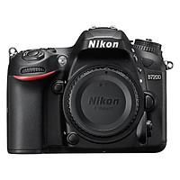Máy Ảnh Nikon D7200 Body (24.2 MP) (Hàng Chính Hãng) - Tặng Thẻ 16G + Túi Máy + Tấm Dán LCD