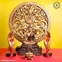 Tượng Phật Thiền Tọa