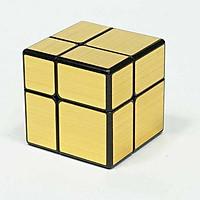 Trò chơi ảo thuật : Rubik 2x2 Gương Vàng