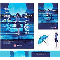 Vào Đêm Trăng Xanh, Tôi Lại Yêu Em Thêm Lần Nữa (Tặng Kèm: 01 Postcard (10X14 Cm)(Bản Đặc Biệt)+01 Đai Obi Bao Sách+02 Bookmark )