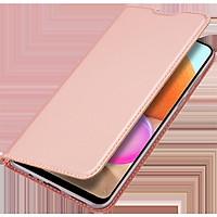 Bao da Samsung Galaxy A32 4G Dux Ducis Skin khung mềm siêu mỏng - Hàng nhập khẩu