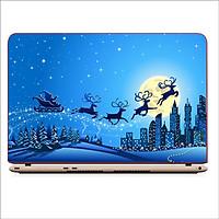 Miếng Skin Dán Decal Laptop Giáng Sinh 2019 - Mã: DCLTGS 002