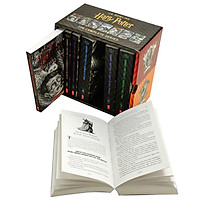 Harry Potter Books 1-7 Special Edition Boxed Set (Paperback)