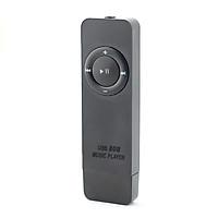 Máy nghe nhạc mp3 usb 8GB 10h phát nhạc tặng tai nghe và dây đeo
