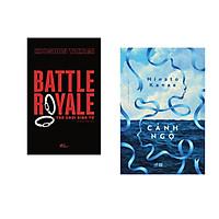 Combo 2 cuốn sách: Battle Royale - Trò chơi sinh tử  + Cảnh ngộ
