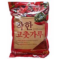 Ớt Bột Mịn Hàn Quốc Nong Woo Chackhan Gói 1KG - Chuyên Làm Kim Chi