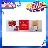 Bánh Xốp Hương Kem Dâu Imperial (100g) Thái Lan