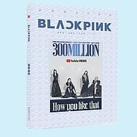 Photobook Blackpink 300M How you like that A4 album ảnh kèm poster tập ảnh