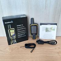 Máy định vị GPS cầm tay Garmin GPSMAP 64 - Chính hãng Garmin