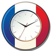 Đồng hồ gỗ tròn B2QR0151