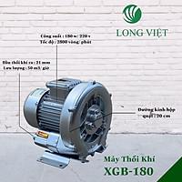 Máy Thổi Khí Con Sò Long Việt XGB-180w220v